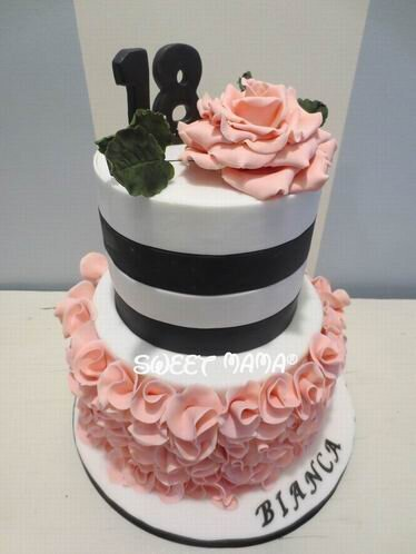 Cake Design Torte Milano : Torte 18? compleanno - Sweet Mama Milano - Cake Design ...