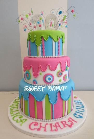 Torte Cake Design Per Bambini Immagini : Torte Compleanno Bambini - Sweet Mama Milano - Cake Design ...