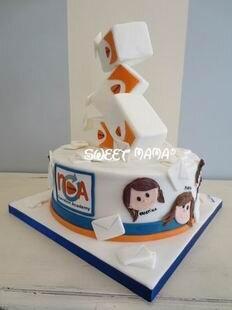 Prodotti Per Cake Design Milano : Torte per Aziende - Sweet Mama Milano - Cake Design ...