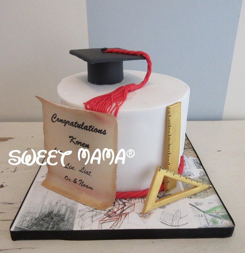 Torte Di Laurea Sweet Mama Milano Cake Design Bakery
