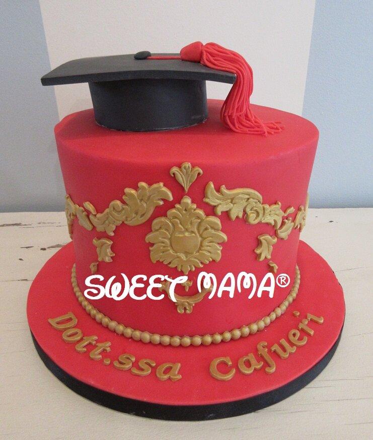 Torte di Laurea - Sweet Mama Milano - Cake Design - Bakery ...