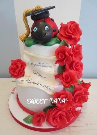 Cake Design Torte Milano : Torte di Laurea - Sweet Mama Milano - Cake Design - Bakery ...