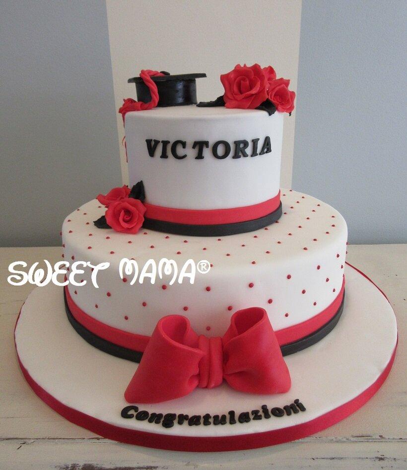 Accessori Per Cake Design Milano : Torte di Laurea - Sweet Mama Milano - Cake Design - Bakery ...