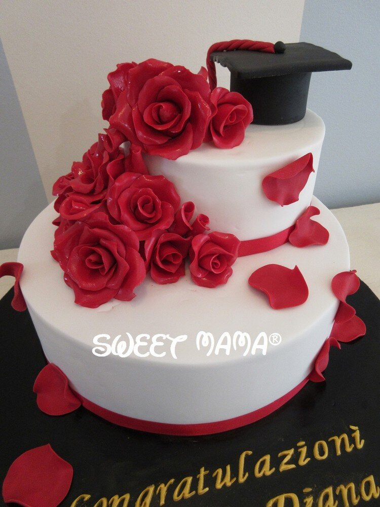 Favoloso Torte di Laurea - Sweet Mama Milano - Cake Design - Bakery - Torte  JC82