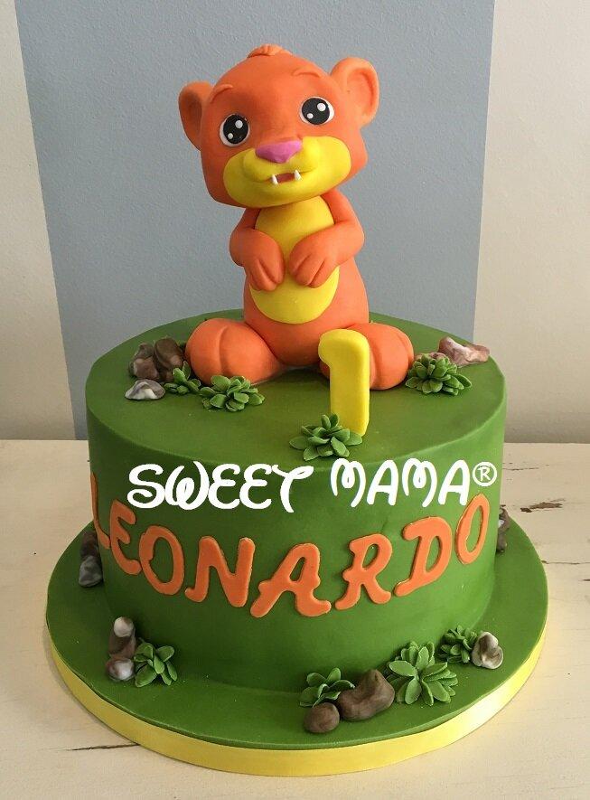 Torte Primo Compleanno - Sweet Mama Milano - Cake Design ...