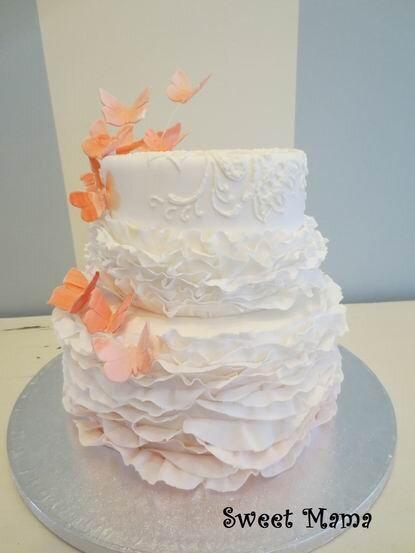 Torte Cake Design Milano : Torte per matrimoni / Wedding Cakes - Sweet Mama Milano ...