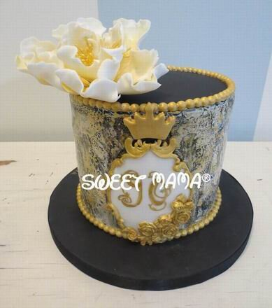 Torte Compleanno Adulti Sweet Mama Milano Cake Design Bakery