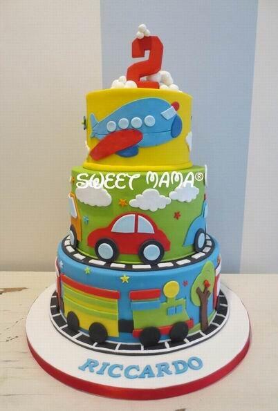 Cake Design Bambini Milano : Torte Compleanno Bambini - Sweet Mama Milano - Cake Design ...
